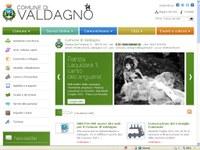 SWITCH ON! nuovo sito web per il Comune di Valdagno