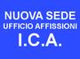 Cambio sede ufficio affissioni (ICA) di Valdagno