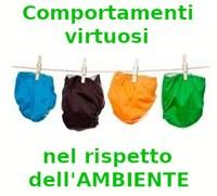Contributo per pannolini lavabili