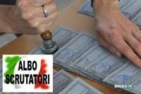Disponibilità allo svolgimento di funzione di scrutatore di seggio elettorale