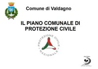Presentazione Piano Comunale di Protezione Civile