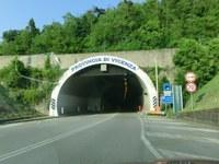 Tunnel Valdagno-Schio: modifiche alla circolazione stradale