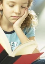 A mio figlio non piace leggere