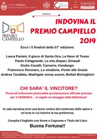 Indovina il Premio Campiello