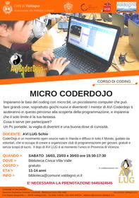 Micro coderdojo