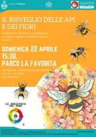 Il risveglio delle api e dei fiori