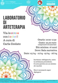 Laboratorio arteterapia