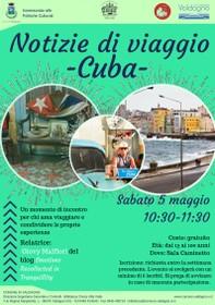 Notizie di Viaggio - Cuba