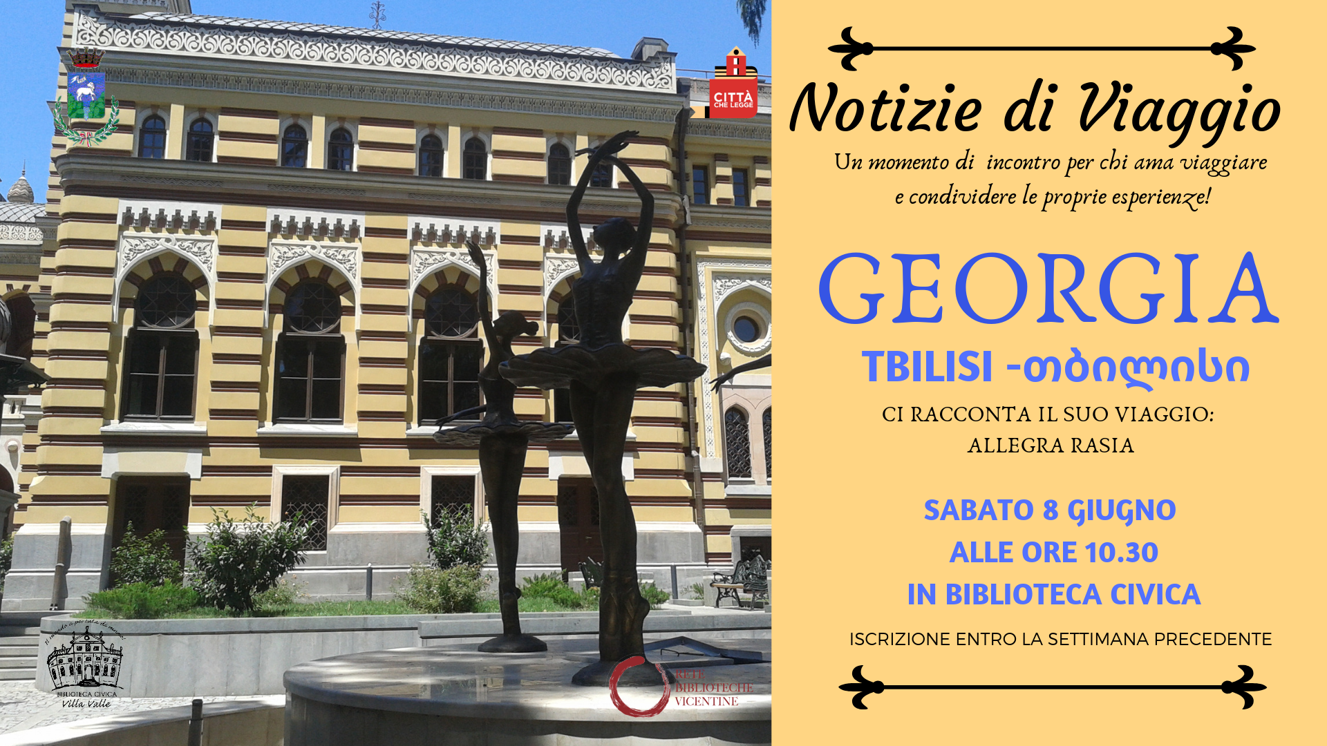 Incontri a Tbilisi Georgia