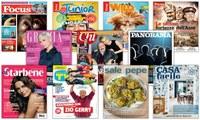 Smaltimento riviste