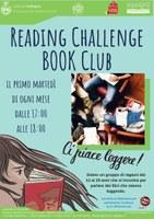 Reading Challenge Book Club