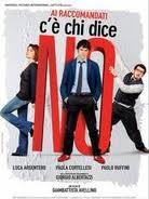 """Locandina film """"Chi dice no"""""""