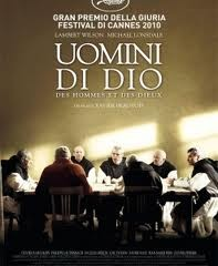 """Locandina film: """"Uomini di Dio"""""""