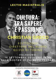 Cultura: tra sapere e passione