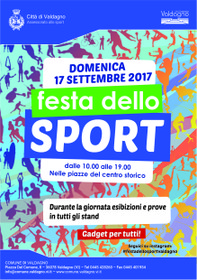 Festa dello Sport 2017