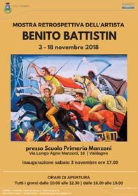 Benito Battistin