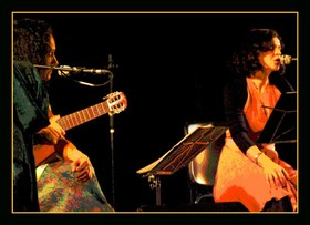 Barbara Casini e Monica Demuru