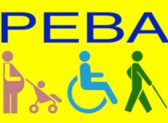 Piano per l'eliminazione della barriere architettoniche (PEBA)